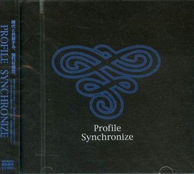 K - PROFILE シンクロナイズ - プロファイル SYNCHRONIZE - 日版 - NEW
