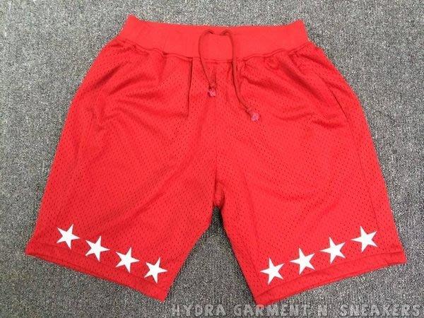 【HYDRA】ROCK STEADY STAR LAYER JERSEY SHORT 五芒星 球褲 網眼【RS005】