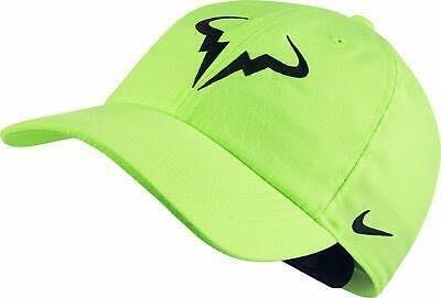 納達爾 法網配色 網球帽 Nike Court AeroBill Rafa Heritage86 tennis cap 非 Federer Wilson