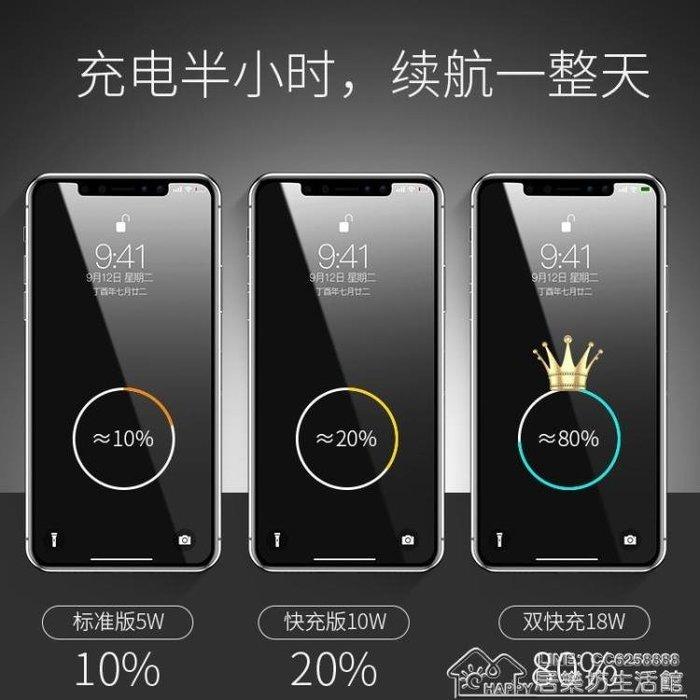 【瘋狂夏折扣】10000毫安蘋果X行動電源PD快充QC移動電源iPhone8Plus便攜雙向手機
