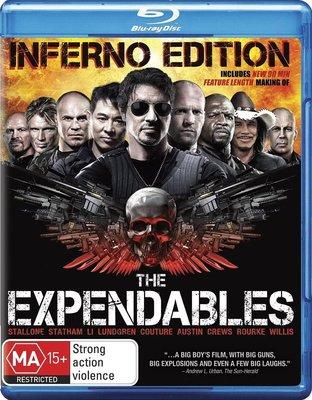 【藍光電影】浴血任務 / 敢死隊1 / The Expendables (2010) 帶國語配音
