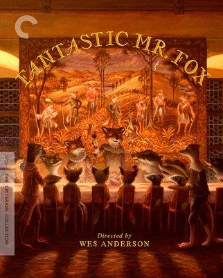 迷俱樂部|現貨!超級狐狸先生 [藍光BD] 美國CC標準收藏 Fantastic Mr. Fox 魏斯安德森