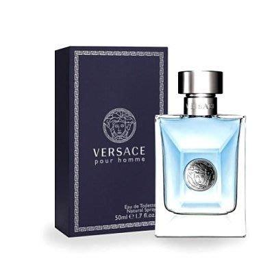 ♡NANA♡ Versace Pour Homme 凡賽斯 經典 男性淡香水 50ml