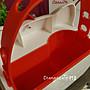 現貨 不用等 高雄可自取 泰國 麥當勞 限定 HELLO  KITTY 立體造型 車用 野餐用 置物籃