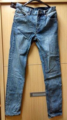 英國官網帶回2015 Cheap Monday 丹寧牛仔褲 有發票與吊牌 全新 31腰