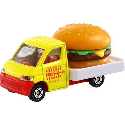 小簡玩具城 TAKARA TOMY NO.054 豐田漢堡車 全場最便宜!!!!!