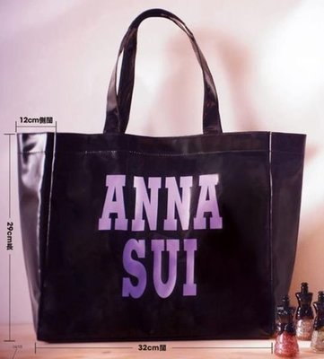 FACE X ANNA SUI TOTE BAG