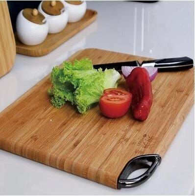 【優上】味家切菜板竹子長方形抗菌防黴案板砧板大號刀板廚房菜板粘板「大號」