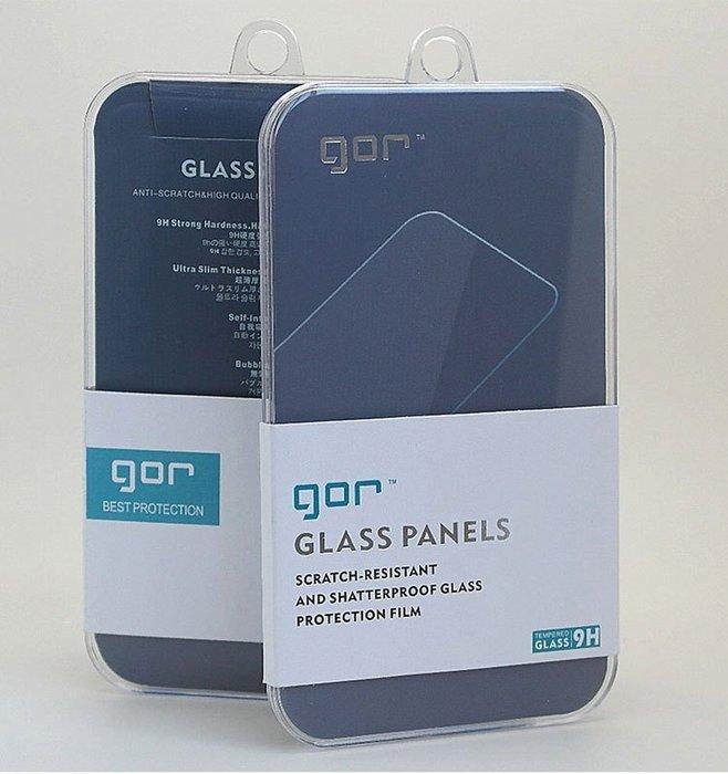 【超好貼玻璃鋼化膜】GOR 9H鋼化玻璃螢幕保護貼膜 2.5D弧邊版 紅米 note 小米3