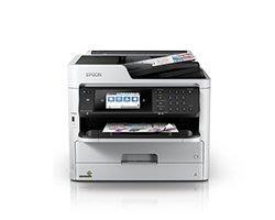 【全新含稅】EPSON WF-C5790 高速商用傳真噴墨複合機 (觸控式螢幕 彩色列印 印表機)