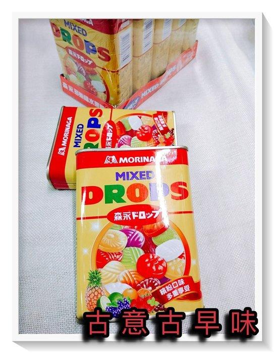 古意古早味 多樂福水果糖 (1罐裝/每罐180公克) 懷舊零食 森永 水果口味 另有 台灣水果 口味 糖果