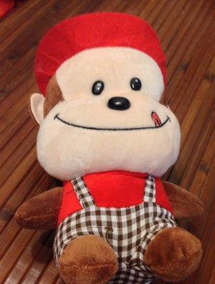 全新可愛戴帽猴