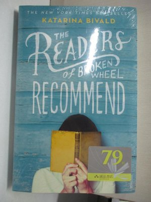【書寶二手書T1/原文小說_B52】The Readers of Broken Wheel Recommend_Katarina Bivald