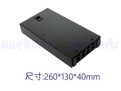 8RBFX 加厚八路光纖終端盒 8口光纖收納盒 加厚防靜電 烤漆厚鋼板 通用型SC FC ST 桌面式 掛壁式 熔接盒