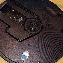國際牌CD隨身聽 VCD隨身聽 CD隨身聽 CD播放器 Panasonic 隨身聽 播放器~Panasonic國際牌VCD隨身聽(功能正常,可播放VCD影片)