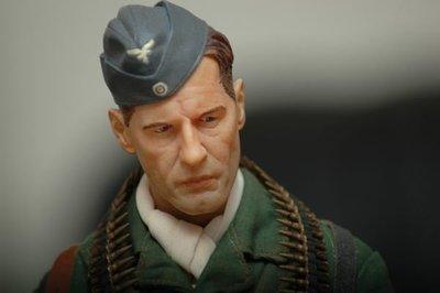 【烏龍1/2】sideshow 傘兵 Battle of Crete: German Paratrooper pf雕像