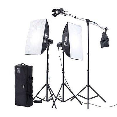 來來相機 Skier Sunray 160 3燈組 套組 持續光