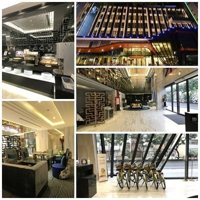 小樂愛旅遊》南投埔里冠月精品旅館-2020平日豪華雙人房-含2客早餐$2768元