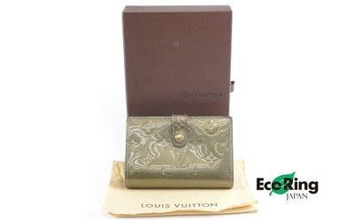[Eco Ring HK]*Louis Vuitton Short Wallet Vernis M93521 MI3089*Rank B-207002575-