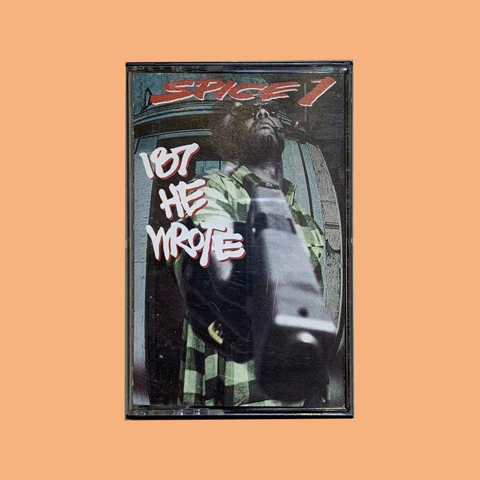 JCI:Spice 1 1993 - 187 he wrote  西岸 / G-Funk / 灣區 / Bay Area