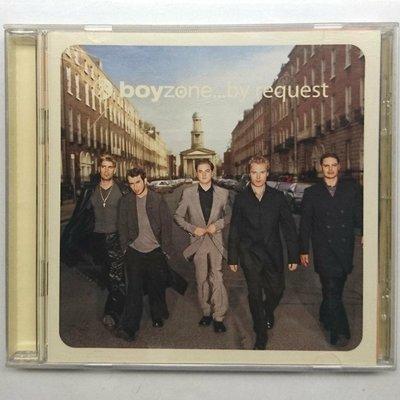 男孩特區合唱團 Boyzone / By Request 1999年 環球發行