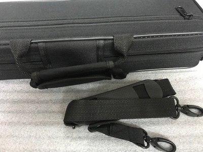 筌曜樂器(K1042)全新 長笛盒 超輕體 防水保麗龍 帆布 硬盒 長笛袋 方便外出提背 超低價