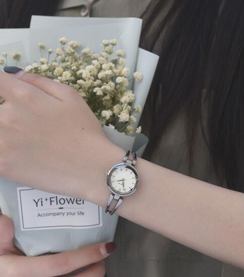 888利是鋪-金米歐手表女學生韓版簡約網紅ins風時尚小巧精致氣質鏈條女士款#手錶