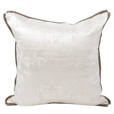 抱枕套 布藝 沙發抱枕套 靠墊歐式沙發...