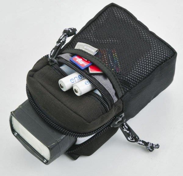 呈現攝影-WINER MAF 02 小型附件袋 閃燈袋 閃燈包 閃光燈腰包 外閃保護帶 Canon 430/270 離機閃