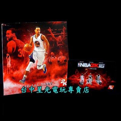 ~特典收藏卡~~ NBA 2K16 Curry Harden Davis 球員卡 ~~空卡不含遊戲軟體~台中星光電玩