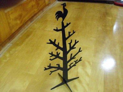 ☆成志金屬☆設計款珠寶樹、飾品架、項鍊架、首飾架、裝飾品架,『訂製品』