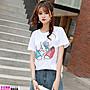 Linda私家衣櫥*夏季學生T恤女短袖新款圓領純...