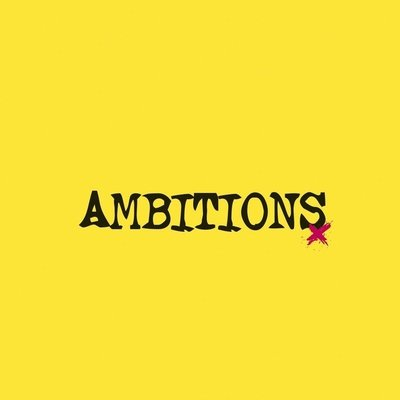 [日版] ONE OK ROCK Ambitions INTERNATIONAL VERSION 國際盤CD