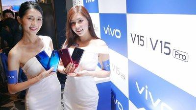 熱賣點 旺角店 VIVO V15 pro  升降式前鏡頭 6+128g 全新未開封  藍紅 mm x27