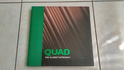 Quad 專書 The closest approach by Ken Kessler