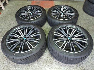 BMW G20 G21 原廠790M 18吋前後配鋁圈含胎.米其林PS4 .318 320 330