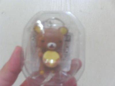 全新拉拉熊/懶懶熊鑰匙圈