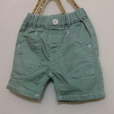 媽媽咪呀~Mamma Mia韓國童裝!過季零碼出清!綠色短褲