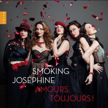 永遠的愛 (古典名曲改編集) Amours toujours! / 火辣的約瑟芬弦樂五重奏---V5469