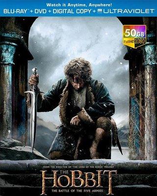 【藍光電影】霍比特人3:五軍之戰/霍比特人3:去而復歸 The Hobbit:The Battle of Five Armies(2014) 62-031
