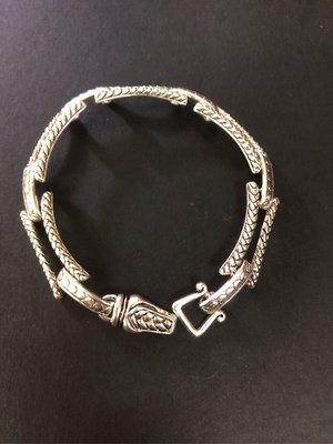 Bracelet for men womens 男 銀色手鍊 中性飾物 銀鍊 簡約設計 出口澳洲 fashion jewellery