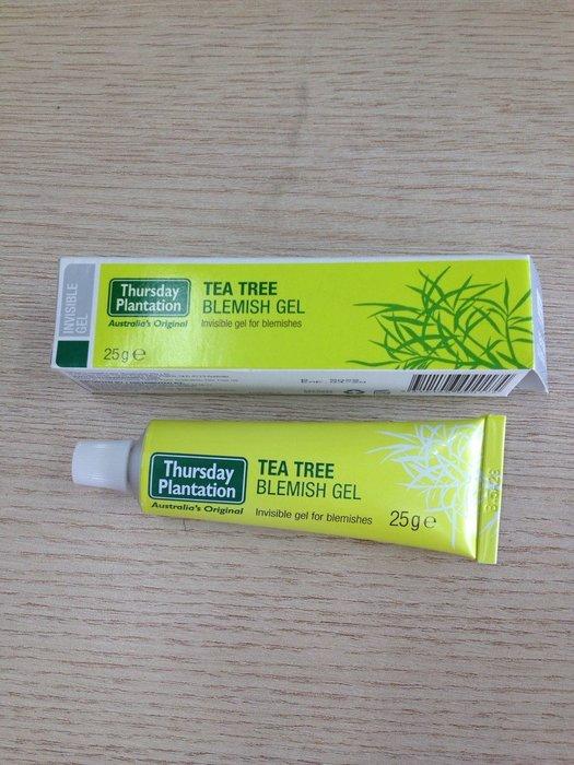 Thursday Plantation澳洲茶樹粉刺霜 25g 痘痘 暗瘡適用 現貨