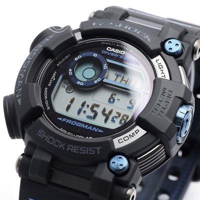 強尼運動 ~  G-SHOCK FROGMAN Diver Watch GWF-D1000B-1 台灣公司貨