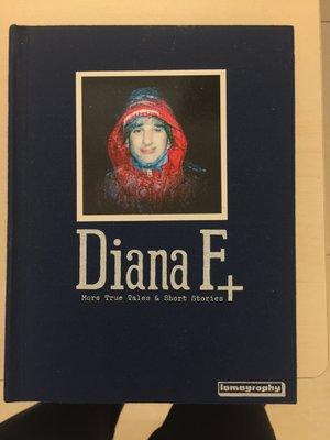 Lomography Diana F+  原廠書 近全新