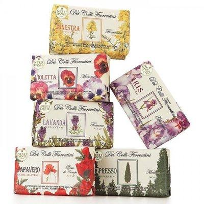 《藥妝美研社》Nesti Dante義大利佛羅倫斯手工皂250g-天然花妍皂系列(多款供選)