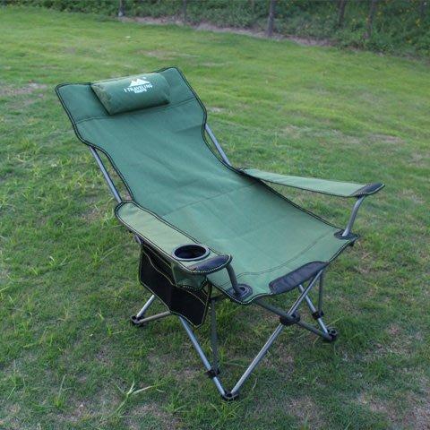 【天天特價】戶外折疊椅釣魚椅便攜坐躺兩用躺椅午休床露營沙灘椅 MKS宜品 戶外休閒 泳具 運動