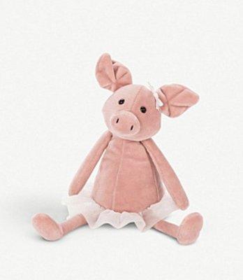 (預購)Jellycat Dancing Darcey piglet soft toy 23cm