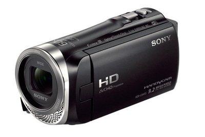 *大元.台南*【現金優惠】SONY HDR-CX450 攝影機 30倍光學變焦 防手震 公司貨 送32G卡