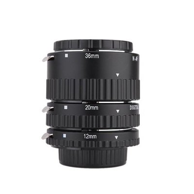 【EC數位】Nikon 自動對焦 近攝接寫環 AI AIS卡口 近攝接圈 D5300 D5200 D610 D7100 D3200 D800E