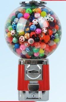 全新復古型扭蛋機(10元硬幣用,贈送100顆扭蛋玩具)